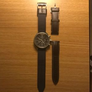 Fossil watch 22m